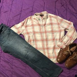 Other - Men's Aeropostale flannel shirt